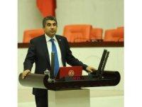 """Milletvekili Metin İlhan: """"Askerlerimizin yanında ve destekçisiyiz"""""""