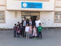 Müdür Engin'nin okul ziyaretlerine devam ediyor