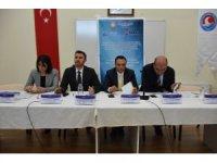 MAKÜ'de 'Ermenistan'ın İşgal Politikası Bölgesel ve Uluslararası Güvenlik Problemleri' konulu panel