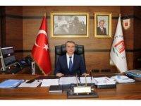 """Rektör Elmacı: """"Allah Mehmetçiğimizi korusun ve muvaffak etsin"""""""