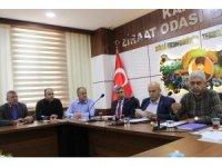 Karaman'da pancarda yaşanan sorunlar konuşuldu