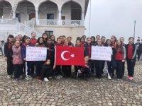 'Barış Pınarı Harekatı'na bin 300 rakımdan destek