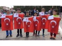 Öğrencilerden 'Barış Pınarı Harekatı'na 'moral mektubu'