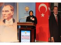 AK Parti Genişletilmiş il Danışma Meclisi yapıldı