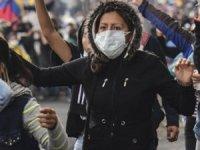Ekvador'da yerli liderlere diyalog çağrısı