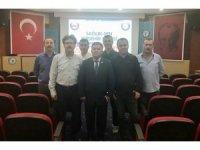 Sağlık-Sen Kırşehir Şubesinde görev değişimi