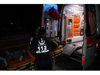 Polis intihar etmek isteyen vatandaşı ipten aldı