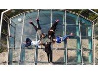 Türkiye'nin en yüksek cam seyir terasına çıkmak cesaret istiyor