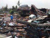 Japonya'yı vuran Hagibis Tayfunu'nda ölü sayısı arttı