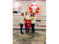 SUBÜ öğrencileri Gastronomi Yarışması'ndan madalya ile döndü