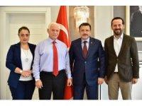 Medicalpark Karadeniz Hastanesi'nden Ortahisar Belediyesi ve Trabzon İş-Kur Müdürlüğüne ziyaret