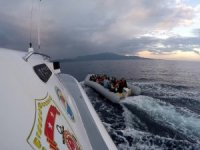 Ege Denizi'nde 2019 yılında 32 düzensiz göçmen hayatını kaybetti