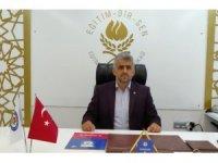 Eğitim Bir Sen Niğde Şube Başkanı ve Memur Sen Niğde İl temsilcisi Hasan Orhan: