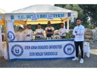 Didim MYO, Zeytin Festivali'nde ADÜ'yü temsil etti