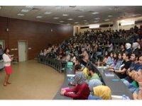 ADÜ Hemşirelik Fakültesi oryantasyon eğitimi gerçekleşti