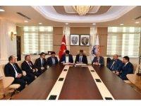İl Özel İdaresi Sosyal Denge Tazminatı Sözleşmesi imzalandı