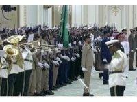 Putin'in Suudi Arabistan ziyaretinde bando krizi