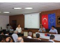 Erdemli'de AB destekli proje eğitimlerine başlandı