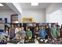 GKV öğrencileri uzaya göz dikti