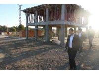 Kaymakam Abbasoğlu: Devletimiz köylerimize yatırımlarını aralıksız sürdürüyor
