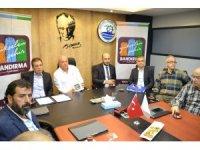 55 bin aracın olduğu Bandırma'da trafik sorunu çözüm bekliyor