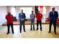 Erzincan'da 'Umke Temel Modül Eğitimi'