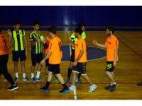Manavgat'ta futsal heyecanı başladı