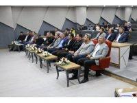 Van TSO'da 'Dış Ticaret Bilgilendirme Toplantısı' yapıldı