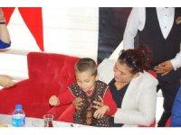 Başkan Çerçioğlu, görme engellilerle kahvaltıda buluştu