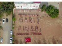 Ortaokul öğrencilerinden 'Barış Pınarı Harekatı'na destek
