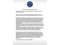 UMED'den uluslararası medyaya 'dezenformasyon' uyarısı
