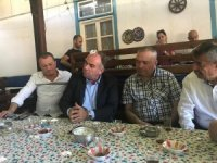 Başkan Öndeş Şirince'yi ziyaret etti