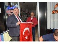 Perşembe Belediyesinden 'Barış Pınarı Harekâtı'na anlamlı destek