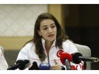"""Buse Naz Çakıroğlu: """"Olimpiyatlarda altın madalya almamak için hiçbir neden yok"""""""