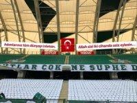 Konyaspor'dan 'Şehitler Tribünü' kararı