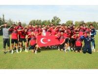 Hatayspor, Adana Demirspor maçının hazırlıklarını sürdürüyor