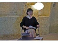 Ünlü minyatür sanatçısı Kapadokya Üniversitesinde seminer verdi