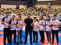 Ispartalı sporcular, Karate 34 Süper Lig'den 11 madalya ile döndü
