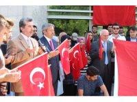 Uşak Üniversitesinde, Barış Pınarı Harekatı'na destek için hatim duası edildi