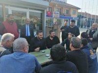 Başkan Yardımcısı Kasapoğlu esnafla buluştu
