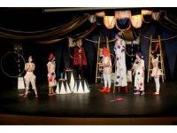 Odunpazarı Belediye Tiyatrosu Çocuk Oyunları sezon açılışını yaptı