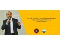 GSO Yönetim Kurulu Üyesi Başar Küçükparmak TRT Radyosu'nda GASİMEP'i anlattı