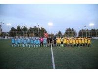 Gaziantep'te 12. Başkanlık Turnuvası başladı