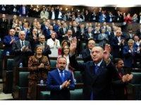 """Cumhurbaşkanı Erdoğan: """"Azdan az gider, çoktan çok gider"""""""