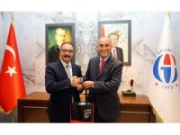 GAÜN'den bir uluslararası işbirliği daha