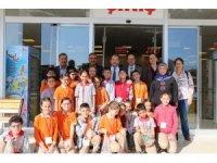 Erzincan'da minik öğrenciler gıda denetimi yaptı