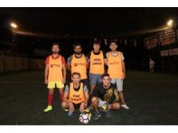 Kaş Belediyesi Futbol Turnuvası başladı