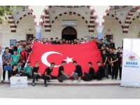 Mehmetçiğe dua desteği