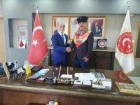 Aksakallılar Meclisi Başkanı Çapa'dan Bilecik ziyareti