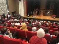 """Sancaktepe Belediye Başkanı Döğücü: """"Selam olsun Barış Pınarı'ndan gürül gürül akan ay yıldızlı sancağa"""""""
